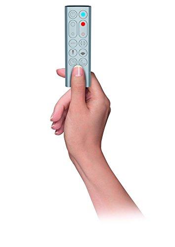 Dyson Pure Hot+Cool Link Luftreiniger (mit Heizlüfter und Ventilator Funktion für Allergiker, HEPA Filter, automatische Reinigung, App Steuerung, Sleep-Timer, Fernbedienung) weiß -