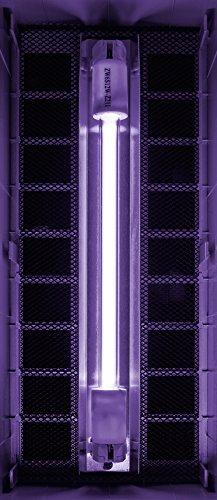 Steba Luftreiniger mit UV-Licht und Tio2-Filter gegen Viren und Bakterien , 1 Stück, , Silber, LR 11 CATALYTIC -