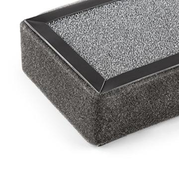 Klarstein Tramontana HEPA-Ersatzfilter Zubehör für Luftreiniger 10x21 cm -