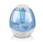 Luftbefeuchter Sparoma 3,5L Wassertank Raumbefeuchter aus anti bakteriell Material, Kalt Dampf Ultraschall-Befeuchter  mit Aroma-Diffuser Funktion für Schlaf, Wohn, Baby und Kinderraum -
